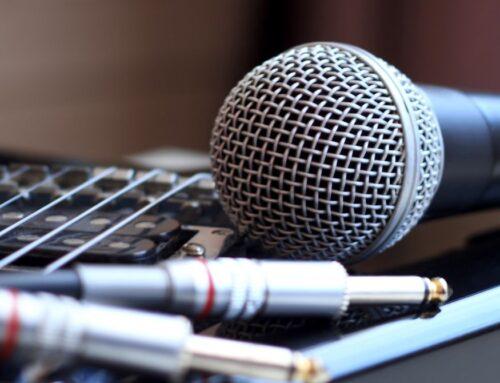 Sprache und Musik